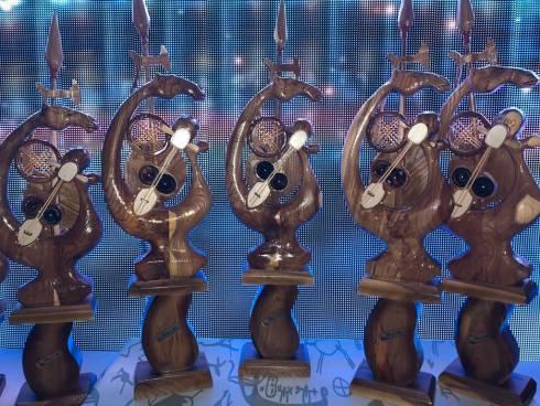 В Жезказгане работников сферы образования, культуры и СМИ наградили премией «Тұлға»