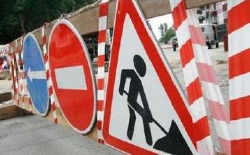 В Караганде Общественный совет требует, чтобы дорогу не перекрывали полностью во время ремонта
