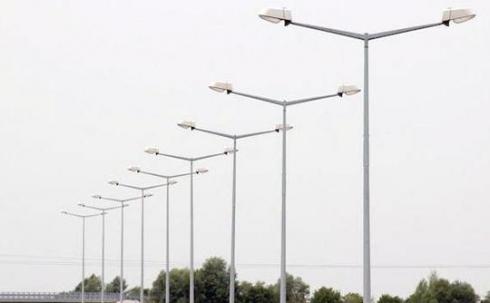 Работы по устройству освещения на трассе «Караганда-Темиртау» выполнены на 15%