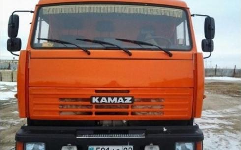 Машину по вывозу мусора угнали в Караганде