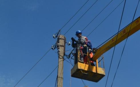 График отключения электроэнергии на 16 апреля