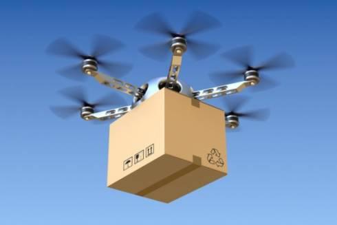 Дроны-почтальоны обслуживают 150 населенных пунктов РК