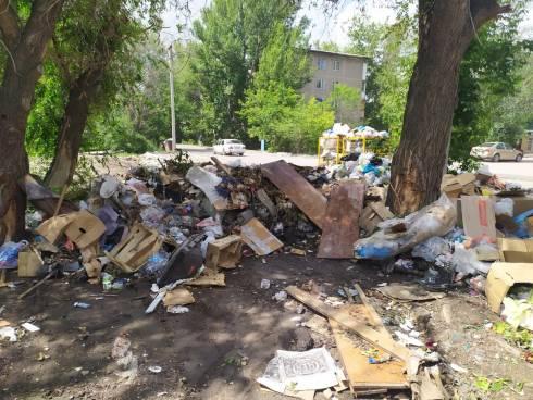 Ответственных за образование мусорных свалок в Караганде будут штрафовать