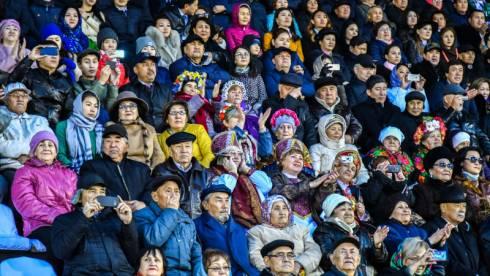 Казахстанцев за год стало на 236 тысяч больше