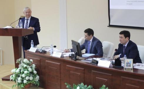 Карагандинская область вошла в лидеры по объёму финансирования проектов из Фонда науки