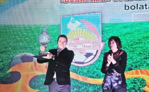 «Булат АМТ» наградили бронзовыми медалями Первой лиги