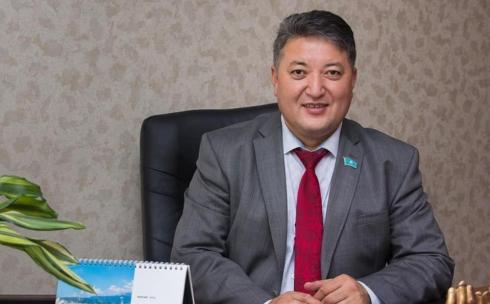 У акима Карагандинской области новый советник