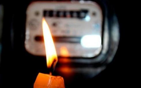 График отключения от электроэнергии на 14 ноября