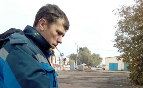 В Караганде разыскивают скутериста, ставшего виновником ДТП