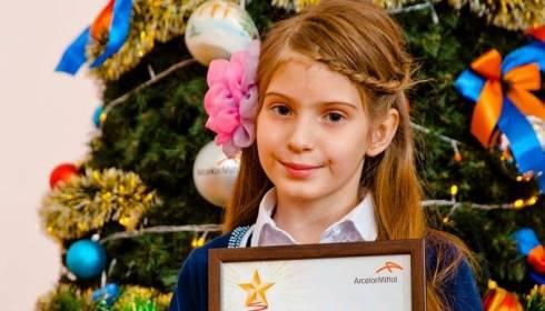 Юная художница из Темиртау стала призёром международного конкурса новогодних открыток