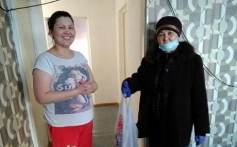 В Караганде 100 многодетных и малообеспеченных семей получили помощь в виде мясной продукции