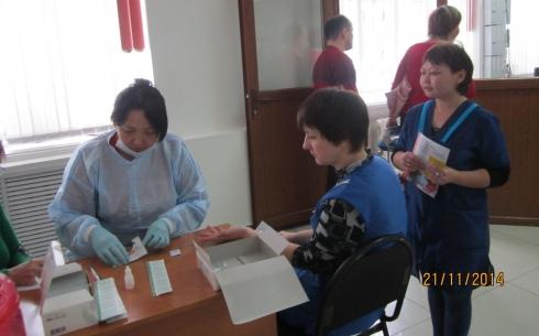 Cегодня в КарГУ пройдет акция – экспресс-тестирование на ВИЧ