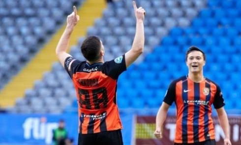 «Шахтер» упустил победу над аутсайдером в первом матче сезона в Караганде