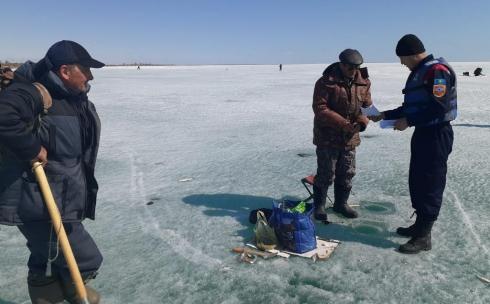 В Карагандинской области проводятся профилактические мероприятия на водоёмах