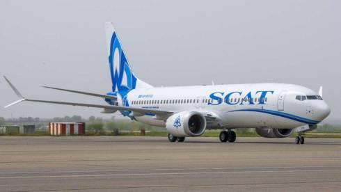 Казахстан временно приостановил эксплуатацию Boeing 737 MAX