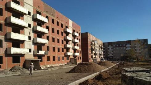 В Карагандинской области восстанавливают заброшенные дома