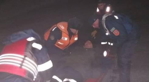 Рыбаки заблудились в тумане в Карагандинской области