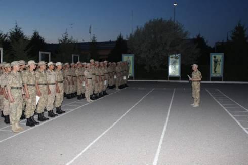 В Пограничной службе КНБ возобновили призыв и увольнение военнослужащих