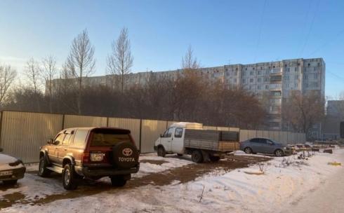 Вырубка деревьев по улице Волочаевская в Караганде: городские власти разбираются с ситуацией
