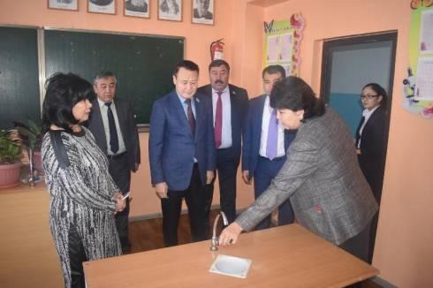 Депутат Сената Парламента с рабочей поездкой посетил город Приозерск