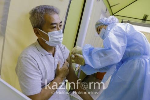 Когда в Казахстане начнется ревакцинация населения от коронавируса