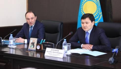 Вопросы борьбы с коррупцией обсудили с активом Жезказганского региона