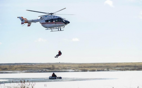 Проверка готовности к зиме проходит на территории Карагандинской области