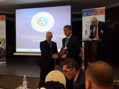 Международная конференция Международной спортивной федерации пожарных и спасателей стартовала в Караганде