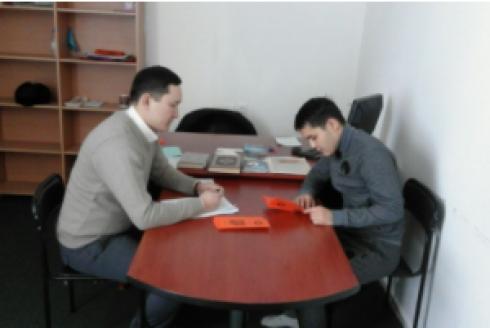 Карагандинцев знакомят с программами трудоустройства
