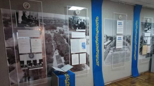 Ко Дню Первого Президента в темиртауском музее откроется историческая реконструкция