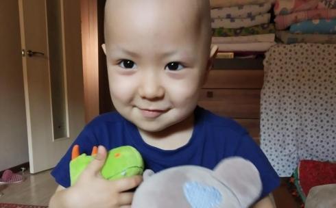 130 миллионов тенге необходимо трехлетнему мальчику для лечения за рубежом