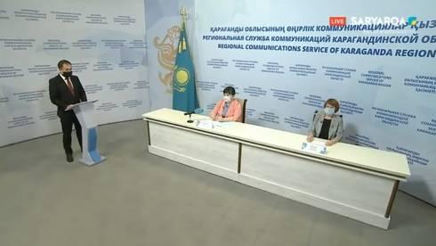 Как работают медико-социальные учреждения во время карантина в Карагандинской области