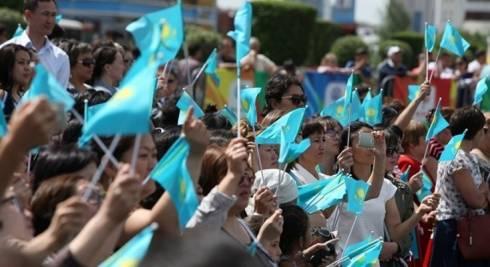 По уровню счастья Казахстан занимает 60 место