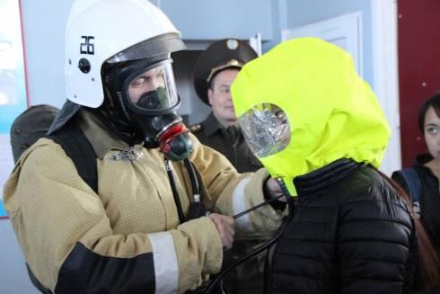 В СПЧ-17 был проведен «День открытых дверей»