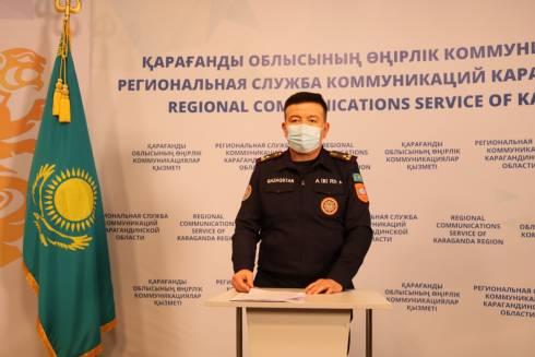 За последние полгода в Карагандинской области произошло 518 пожаров в жилых секторах