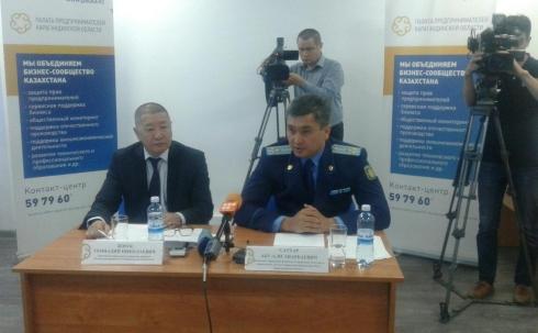 В Карагандинской области прокуратура вступилась за права предпринимателей-пенсионеров