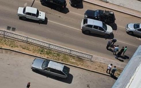 В Караганде на проспекте Шахтёров сбили подростка