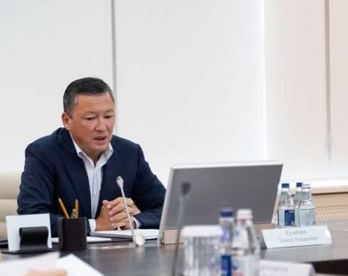 Тимур Кулибаев в формате онлайн встретился с Региональным советом Палаты предпринимателей Карагандинской области