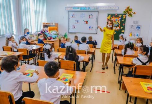 Цифровой грамотности будут обучать казахстанских первоклассников