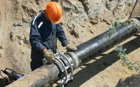 В Караганде будут реконструировать трубопровод на улице Гоголя