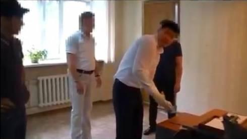 Предстал перед судом директор института судебных экспертиз Карагандинской области