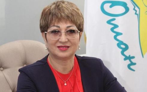 «Рухани жаңғыру сподвигает нас остановиться и задуматься, что мы сами можем сделать для Родины»,- Кадиша Оспанова