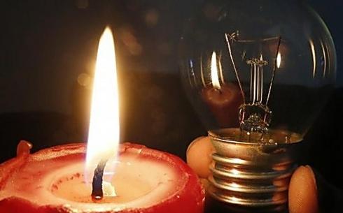 Плановые отключения электроэнергии на 30 июля