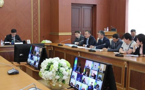 В Караганде прошло заседание по этике государственных служащих