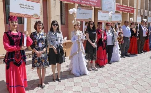 Второй день музейного фестиваля в Жезказгане посвятили семинару для музейных работников
