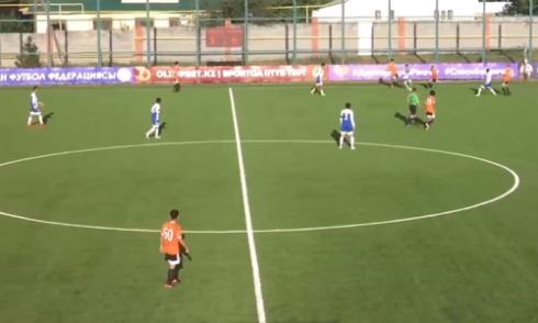 «Академия Оңтүстік» разгромил «Шахтёр-Булат» в матче Первой лиги