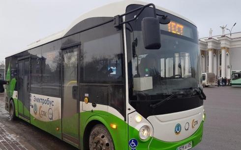 В Караганде стали известны результаты тестирования электробуса