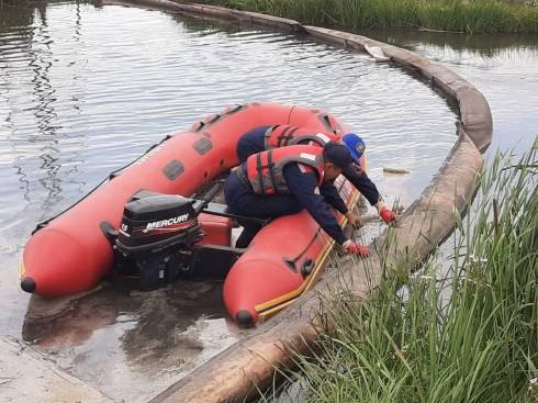 В Темиртау мужчина утонул в техническом канале