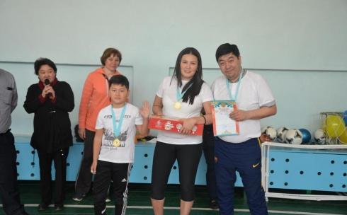 Ко Дню семьи в Караганде состоялось спортивно-развлекательное мероприятие