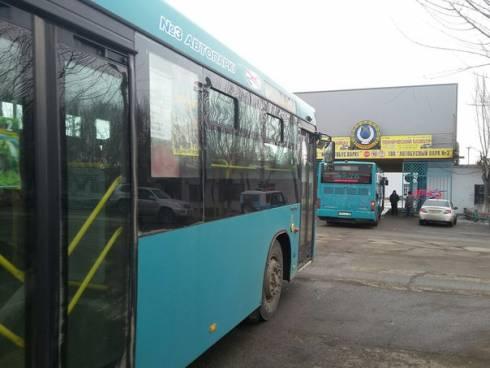 Власти города прокомментировали трудовой конфликт в автопарке №3